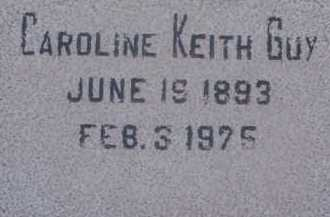 THOMSEN GUY, CAROLINE - Cochise County, Arizona | CAROLINE THOMSEN GUY - Arizona Gravestone Photos