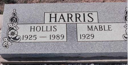 HARRIS, HOLLIS - Cochise County, Arizona   HOLLIS HARRIS - Arizona Gravestone Photos