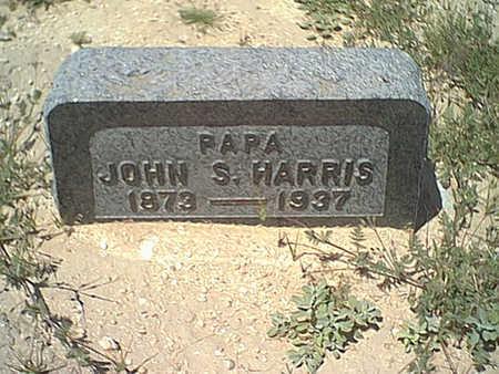HARRIS, JOHN - Cochise County, Arizona | JOHN HARRIS - Arizona Gravestone Photos