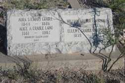 HARWOOD, ELLEN L - Cochise County, Arizona | ELLEN L HARWOOD - Arizona Gravestone Photos