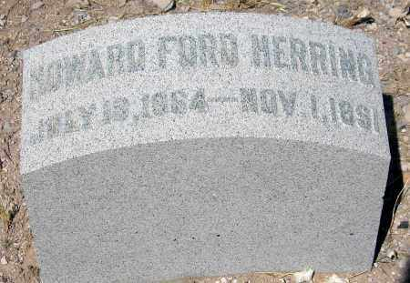 HERRING, HOWARD - Cochise County, Arizona | HOWARD HERRING - Arizona Gravestone Photos