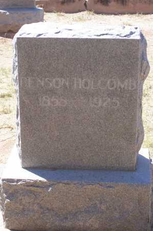 HOLCOMB, BENSON - Cochise County, Arizona | BENSON HOLCOMB - Arizona Gravestone Photos