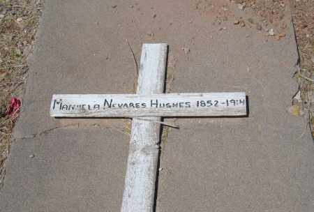 HUGHES, MANUELA - Cochise County, Arizona   MANUELA HUGHES - Arizona Gravestone Photos