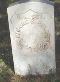 HULBERT, PLIMMONS S. - Cochise County, Arizona | PLIMMONS S. HULBERT - Arizona Gravestone Photos