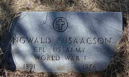 ISAACSON, INGWALD P - Cochise County, Arizona | INGWALD P ISAACSON - Arizona Gravestone Photos