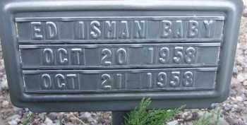ISMAN, ED - Cochise County, Arizona | ED ISMAN - Arizona Gravestone Photos