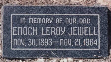 JEWELL, ENOCH LEROY - Cochise County, Arizona | ENOCH LEROY JEWELL - Arizona Gravestone Photos