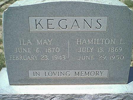KEGANS, ILA - Cochise County, Arizona   ILA KEGANS - Arizona Gravestone Photos