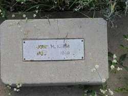 KEITH, JOHN MON - Cochise County, Arizona   JOHN MON KEITH - Arizona Gravestone Photos