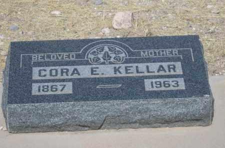 KELLAR, CORA - Cochise County, Arizona | CORA KELLAR - Arizona Gravestone Photos