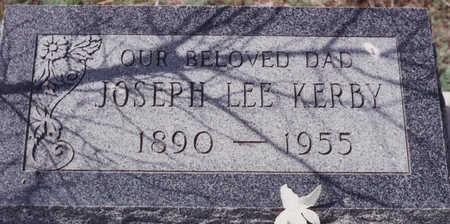 KERBY, JOSEPH LEE - Cochise County, Arizona | JOSEPH LEE KERBY - Arizona Gravestone Photos