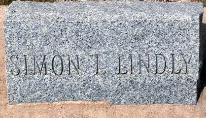 LINDLY, SIMON TRAVIS - Cochise County, Arizona | SIMON TRAVIS LINDLY - Arizona Gravestone Photos