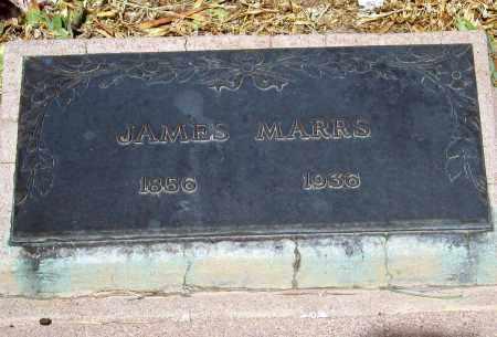 MARRS, JAMES - Cochise County, Arizona   JAMES MARRS - Arizona Gravestone Photos