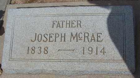 MCRAE, JOSEPH - Cochise County, Arizona | JOSEPH MCRAE - Arizona Gravestone Photos