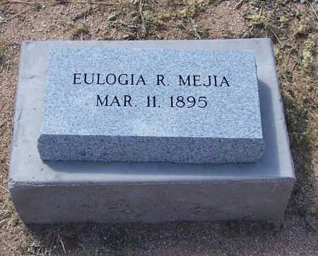 MEJIA, EULOGIA R. - Cochise County, Arizona | EULOGIA R. MEJIA - Arizona Gravestone Photos