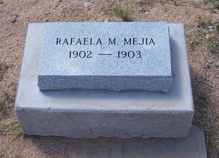 MEJIA, RAFAELA M. - Cochise County, Arizona | RAFAELA M. MEJIA - Arizona Gravestone Photos