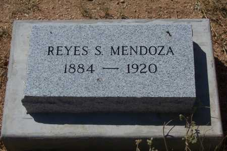 MENDOZA, REYES S. - Cochise County, Arizona | REYES S. MENDOZA - Arizona Gravestone Photos