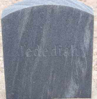MERRILL, JEDEDIAH - Cochise County, Arizona | JEDEDIAH MERRILL - Arizona Gravestone Photos