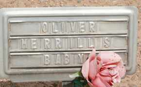 MERRILL, OLIVER'S BABY - Cochise County, Arizona | OLIVER'S BABY MERRILL - Arizona Gravestone Photos