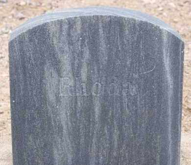 MERRILL, RHODA - Cochise County, Arizona | RHODA MERRILL - Arizona Gravestone Photos
