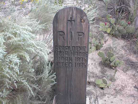 MOORE, GERALDINE VERA - Cochise County, Arizona   GERALDINE VERA MOORE - Arizona Gravestone Photos