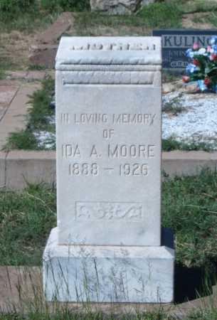 BROWN MOORE, IDA A. - Cochise County, Arizona | IDA A. BROWN MOORE - Arizona Gravestone Photos