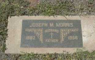 MORRIS, JOSEPH M. - Cochise County, Arizona | JOSEPH M. MORRIS - Arizona Gravestone Photos