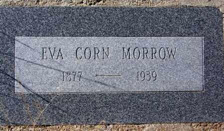 CORN MORROW, EVA - Cochise County, Arizona | EVA CORN MORROW - Arizona Gravestone Photos