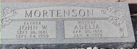 MORTENSON, ADELIA - Cochise County, Arizona | ADELIA MORTENSON - Arizona Gravestone Photos
