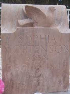 MORTENSON, SOPHIA - Cochise County, Arizona | SOPHIA MORTENSON - Arizona Gravestone Photos