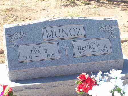 BUTTNER MUNOZ, EVA - Cochise County, Arizona | EVA BUTTNER MUNOZ - Arizona Gravestone Photos