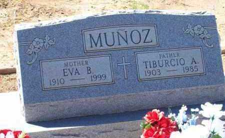 MUNOZ, EVA - Cochise County, Arizona | EVA MUNOZ - Arizona Gravestone Photos