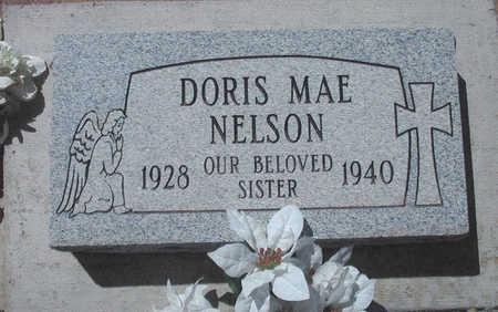 NELSON, DORIS MAE - Cochise County, Arizona | DORIS MAE NELSON - Arizona Gravestone Photos