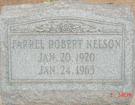 NELSON, FARREL ROBERT - Cochise County, Arizona   FARREL ROBERT NELSON - Arizona Gravestone Photos
