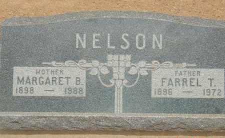 NELSON, MARGARET B. - Cochise County, Arizona | MARGARET B. NELSON - Arizona Gravestone Photos
