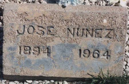 NUNEZ, JOSE - Cochise County, Arizona | JOSE NUNEZ - Arizona Gravestone Photos