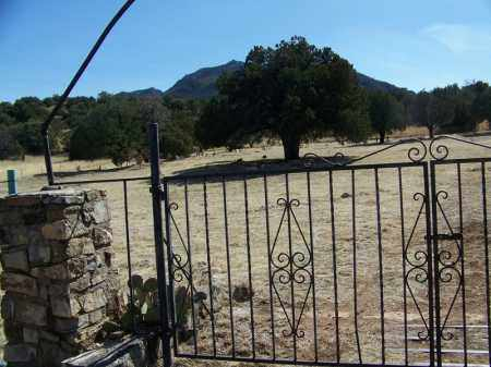 *PARADISE, CEMETERY OVERVIEW - Cochise County, Arizona   CEMETERY OVERVIEW *PARADISE - Arizona Gravestone Photos