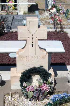 PARRA, SATURNINA - Cochise County, Arizona | SATURNINA PARRA - Arizona Gravestone Photos