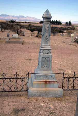 PERLENDA, ANNA - Cochise County, Arizona | ANNA PERLENDA - Arizona Gravestone Photos