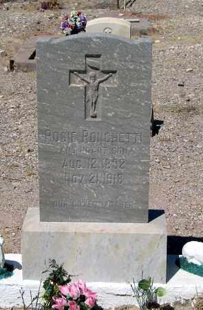 PONCHETTI, POSIE - Cochise County, Arizona | POSIE PONCHETTI - Arizona Gravestone Photos