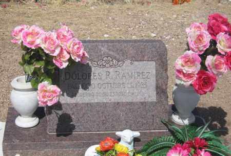 RAMIREZ, DOLORES R. - Cochise County, Arizona | DOLORES R. RAMIREZ - Arizona Gravestone Photos