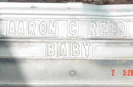 REED, AARON C. - Cochise County, Arizona | AARON C. REED - Arizona Gravestone Photos