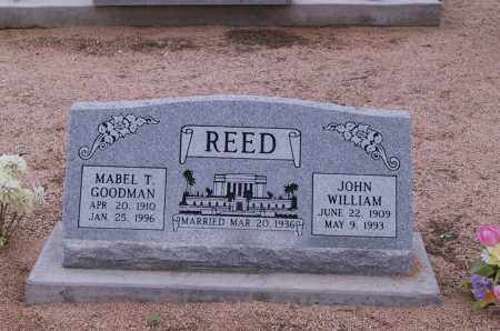 REED, MABEL T. - Cochise County, Arizona | MABEL T. REED - Arizona Gravestone Photos