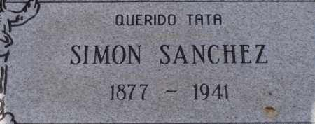 "SANCHEZ, SIMON ""TATA"" - Cochise County, Arizona 