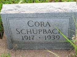 SCHUPBACK, CORA HAZEL - Cochise County, Arizona | CORA HAZEL SCHUPBACK - Arizona Gravestone Photos