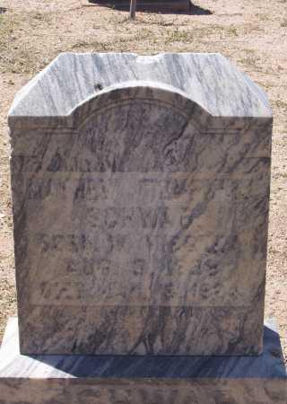 SCHWAB, MAYHEW TOMPKINS - Cochise County, Arizona   MAYHEW TOMPKINS SCHWAB - Arizona Gravestone Photos