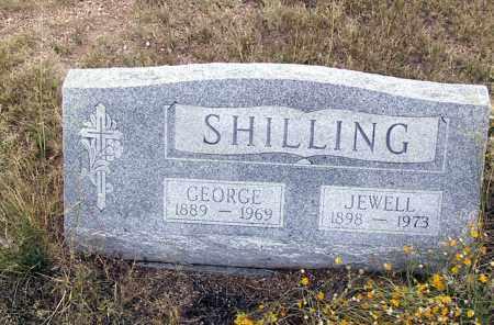 KEGAN SHILLING, JEWELL - Cochise County, Arizona | JEWELL KEGAN SHILLING - Arizona Gravestone Photos