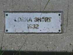SHORT, LORNA MAY - Cochise County, Arizona   LORNA MAY SHORT - Arizona Gravestone Photos