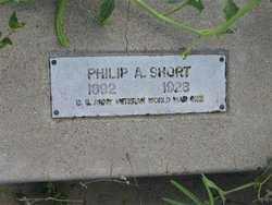 SHORT, PHILIP - Cochise County, Arizona | PHILIP SHORT - Arizona Gravestone Photos
