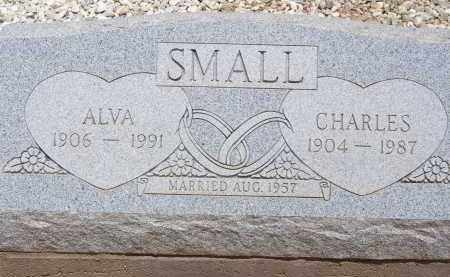 SMALL, ALVA - Cochise County, Arizona   ALVA SMALL - Arizona Gravestone Photos